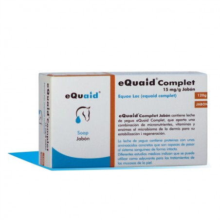 eQuaid Complet Soap (120gr)